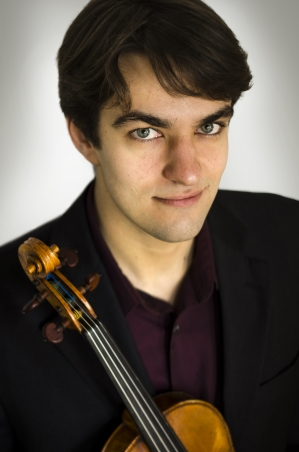Timothy Kantor, violinist