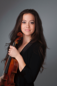 Lauren Roth, Violinist