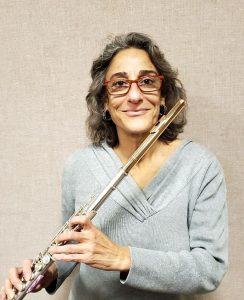Fran Moskovitz, flutist